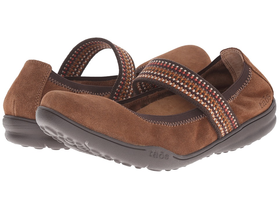 taos Footwear - Bandana (Brown) Women's Shoes