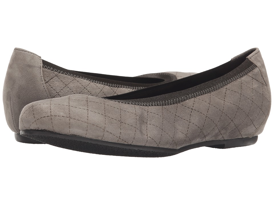 Munro - Vicki (Etched Taupe Suede) Women