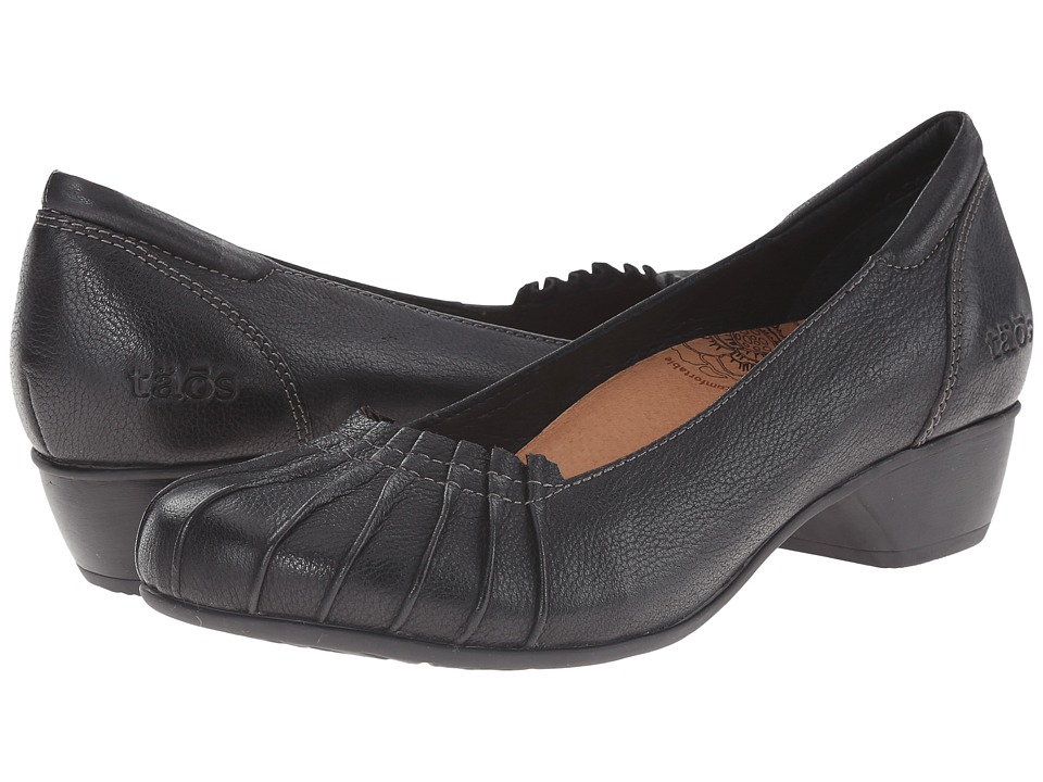 Taos Footwear - Calypso (Black) Women's Shoes