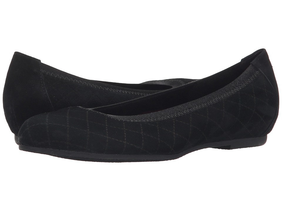 Munro Vicki (Etched Black Suede) Women