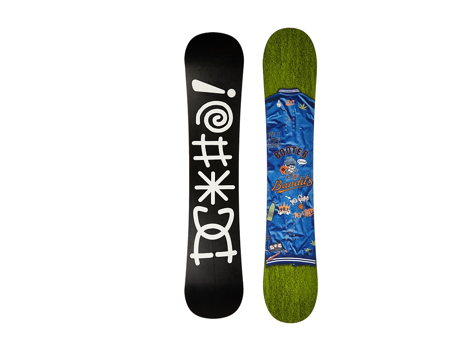 DC - PBJ '16 155 cm Wide (Multi) Snowboards Sports Equipment