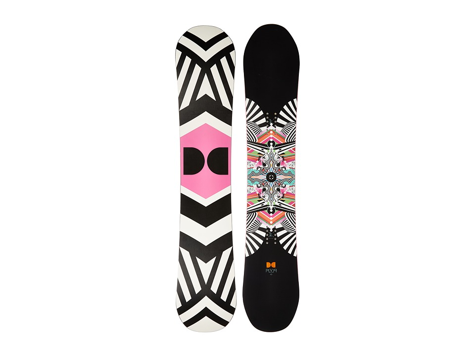 DC - W. Ply '16 149cm (Multi) Snowboards Sports Equipment
