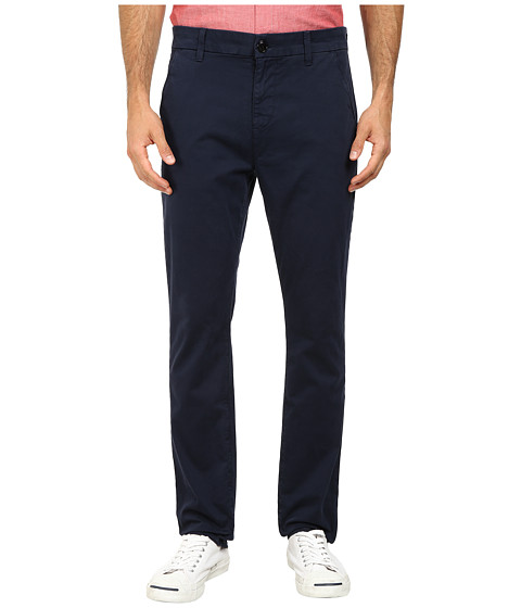 Paige - Deacon Chino Pants (Navy Cadet) Men's Casual Pants