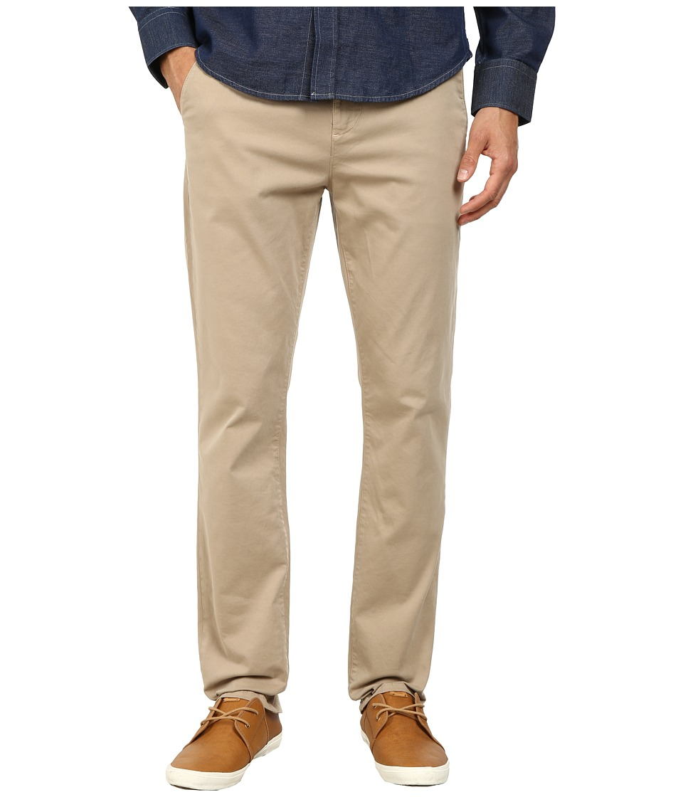 Paige - Deacon Chino Pants (Timberwolf) Men's Casual Pants