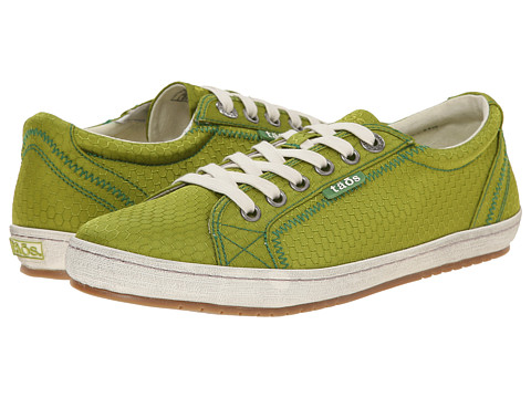 taos Footwear - Glyde (Lime Green) Women's Shoes