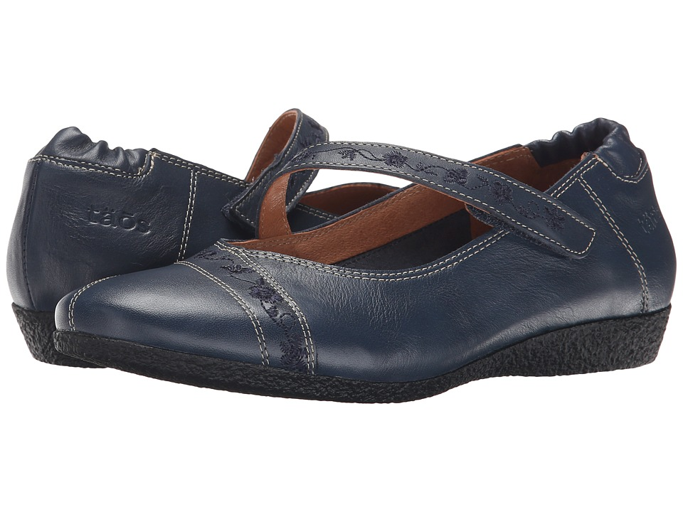 Taos Footwear - Grace (Navy) Women's Shoes