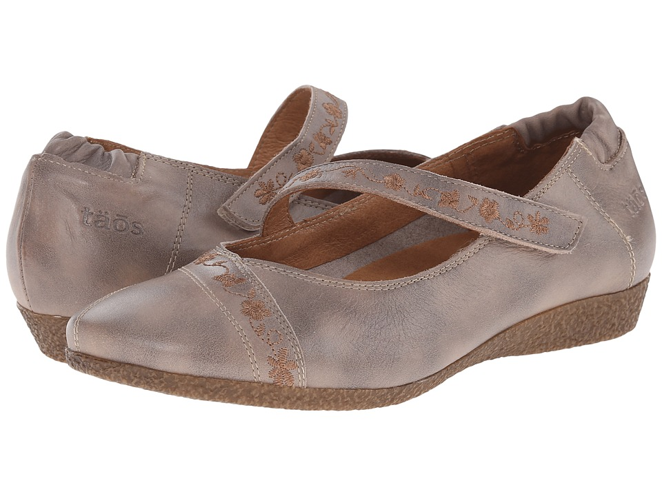 Taos Footwear - Grace (Stone) Women's Shoes
