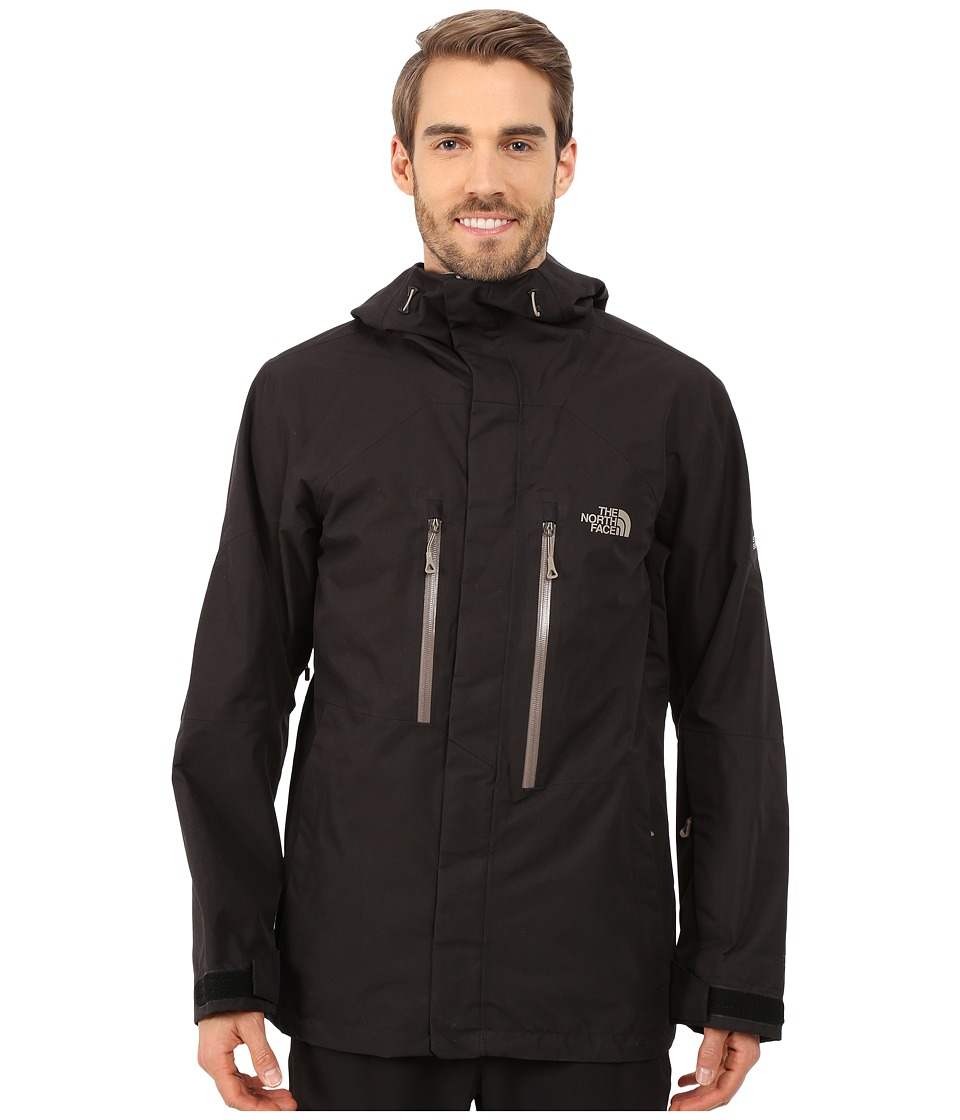 The North Face - NFZ Jacket (TNF Black/Brindle Brown) Men's Coat
