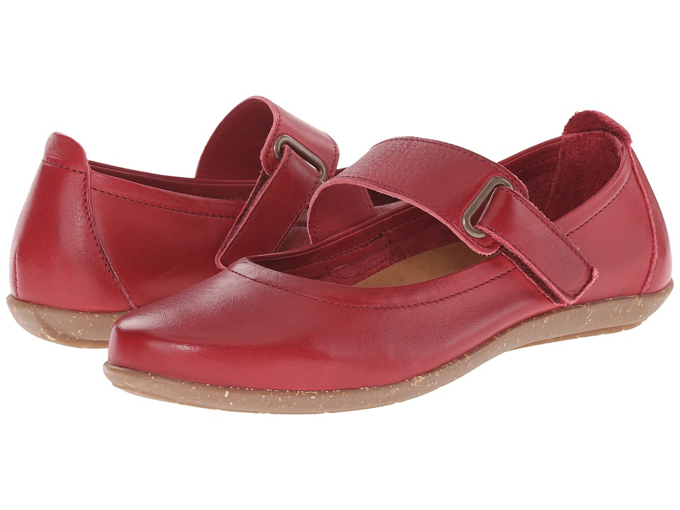 taos Footwear - Talent (Deep Red) Women