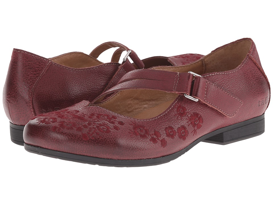 Taos Footwear - Wish (Deep Red) Women