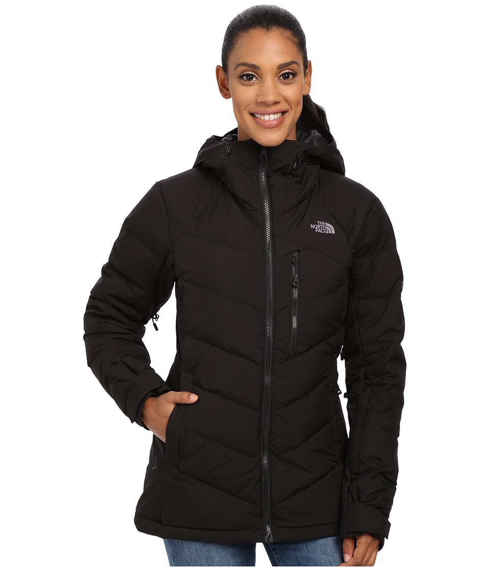 The North Face - Point It Down Hybrid Jacket (TNF Black/TNF Black) Women's Coat