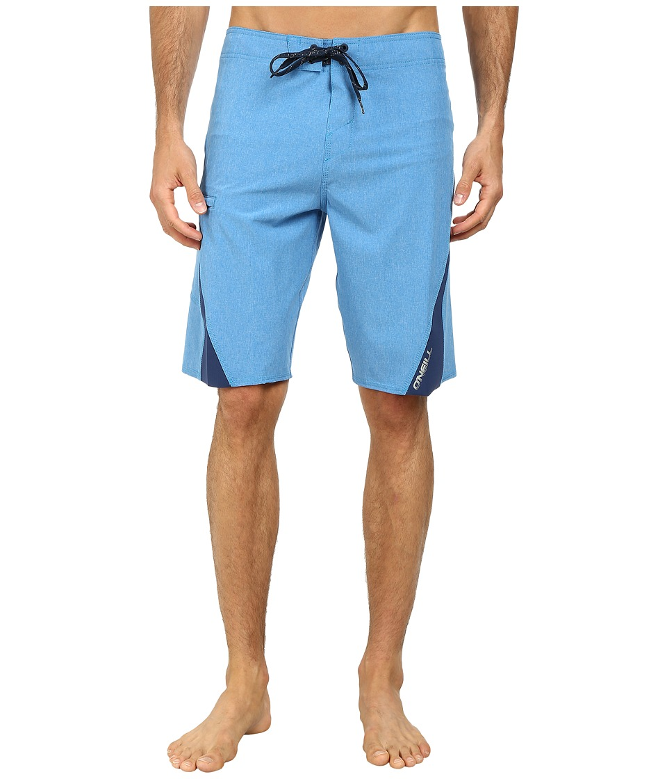 O'Neill - Superfreak Series Boardshort (Bright Blue) Men's Swimwear