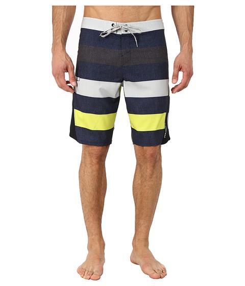 O'Neill - Superfreak Scallop Superfreak Series Boardshort (Midnight) Men's Swimwear