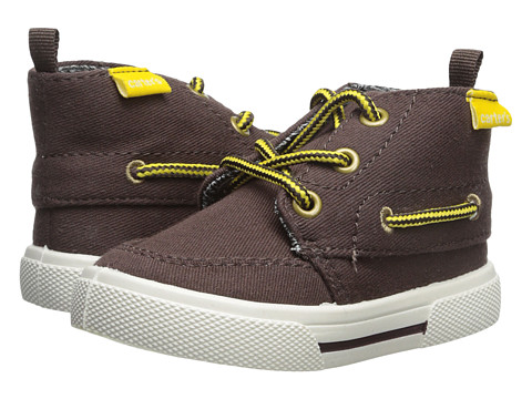 Carters - Timothy (Toddler/Little Kid) (Brown) Boy's Shoes