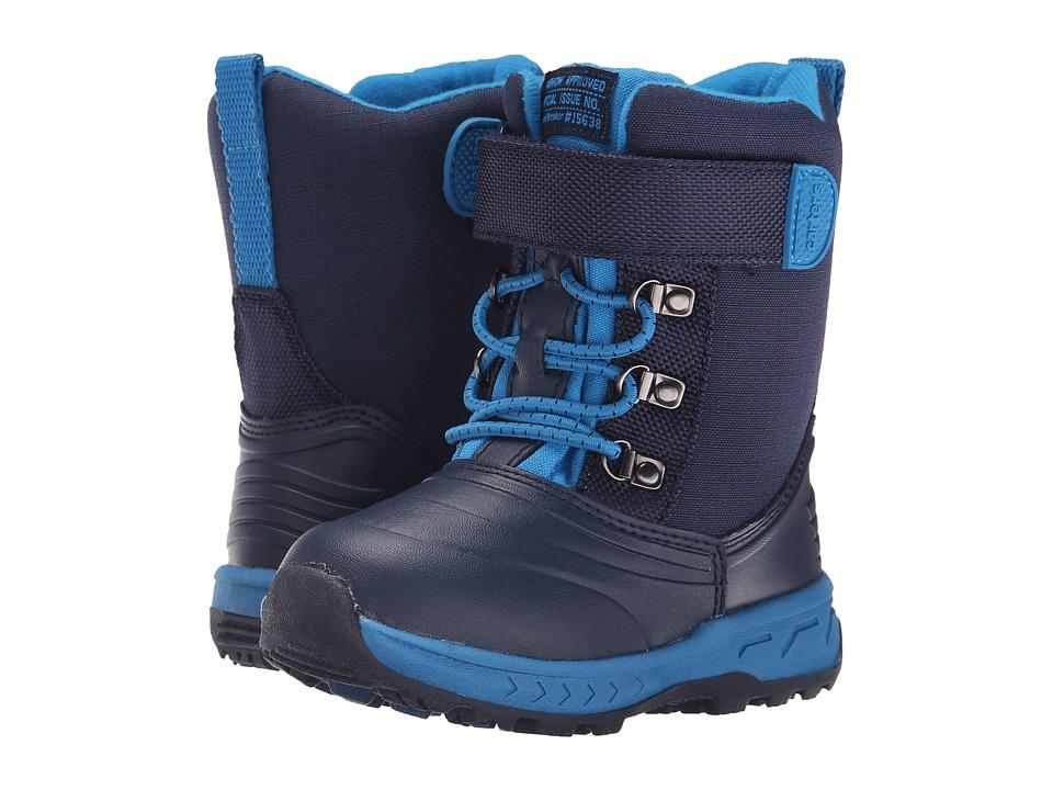 Carters - Lunar-B (Toddler/Little Kid) (Navy/Blue) Boys Shoes