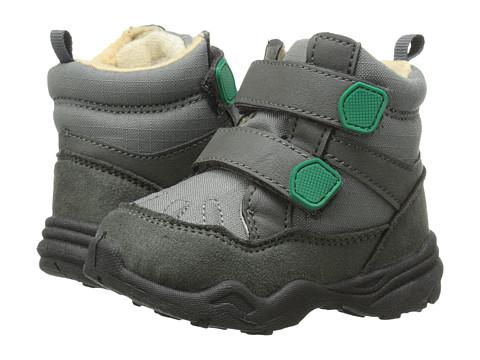 Carters - Dunes (Toddler/Little Kid) (Dark Grey/Green) Boys Shoes