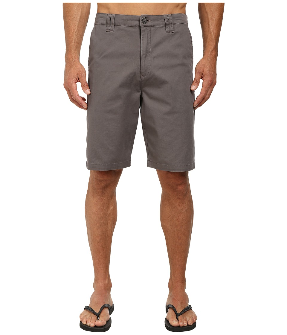 O'Neill - Contact Stretch Walkshort (Cement) Men's Shorts