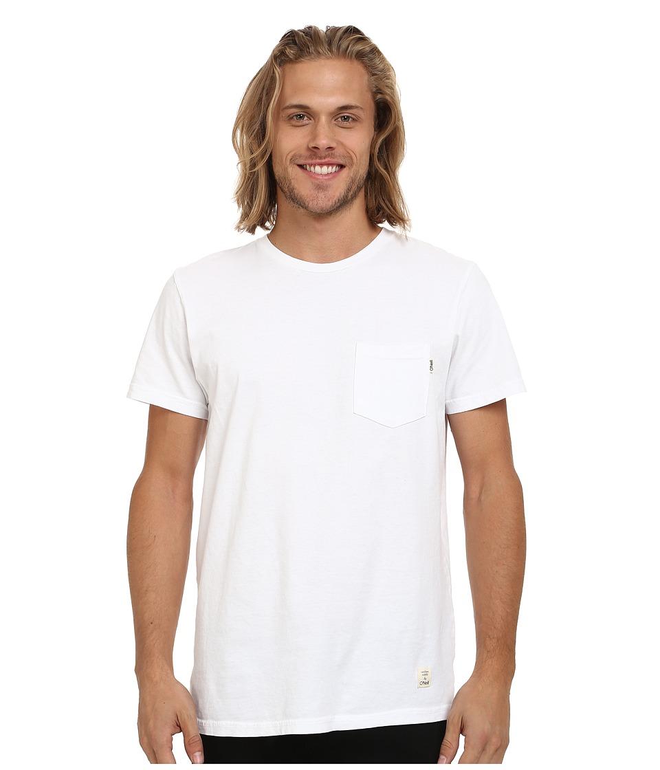 O'Neill - Slow Ride Tee (White) Men's T Shirt