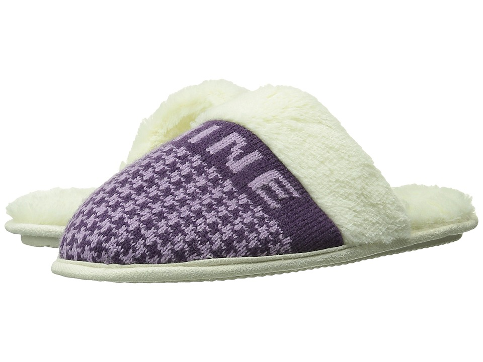 Life is good - Slide Slipper (Smoky Plum) Women's Slippers