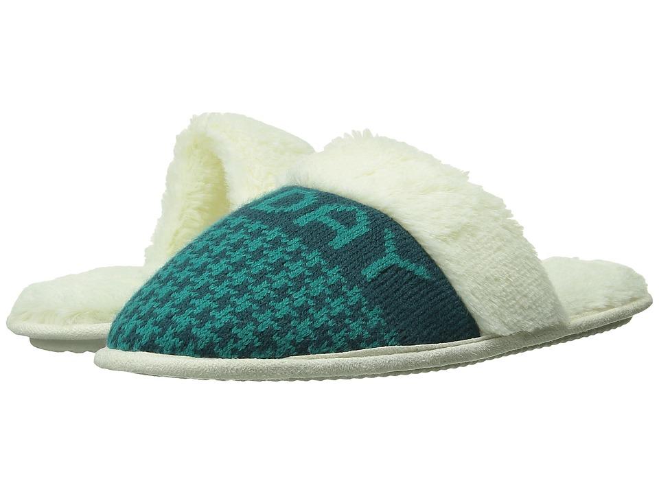 Life is good - Slide Slipper (Pacific Blue) Women