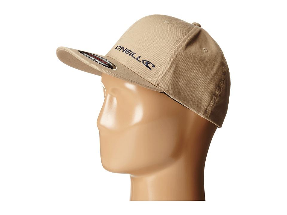 O'Neill - Lodown Baseball Caps (Khaki) Baseball Caps