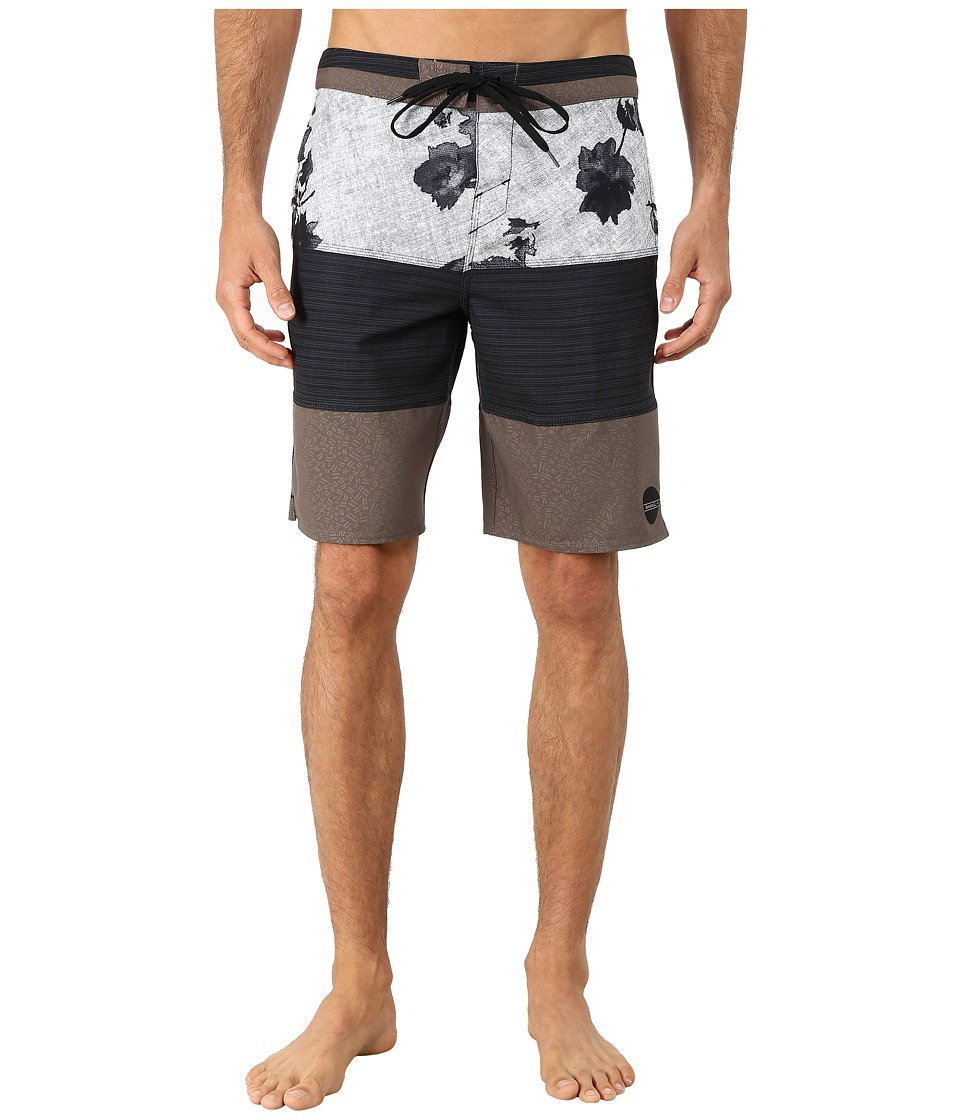 O'Neill - Impression Boardshorts (Black) Men's Swimwear