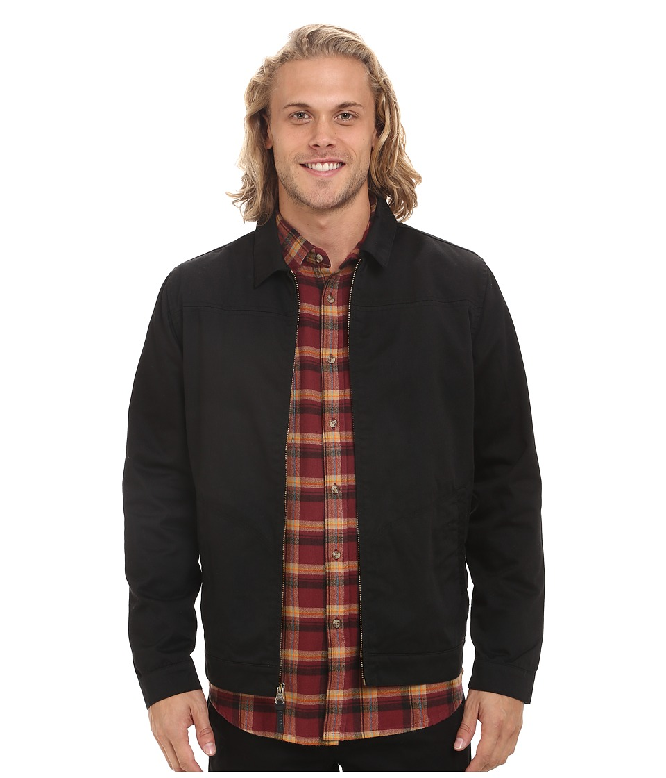 O'Neill - Journeyman 2.0 Jacket (Black) Men's Coat
