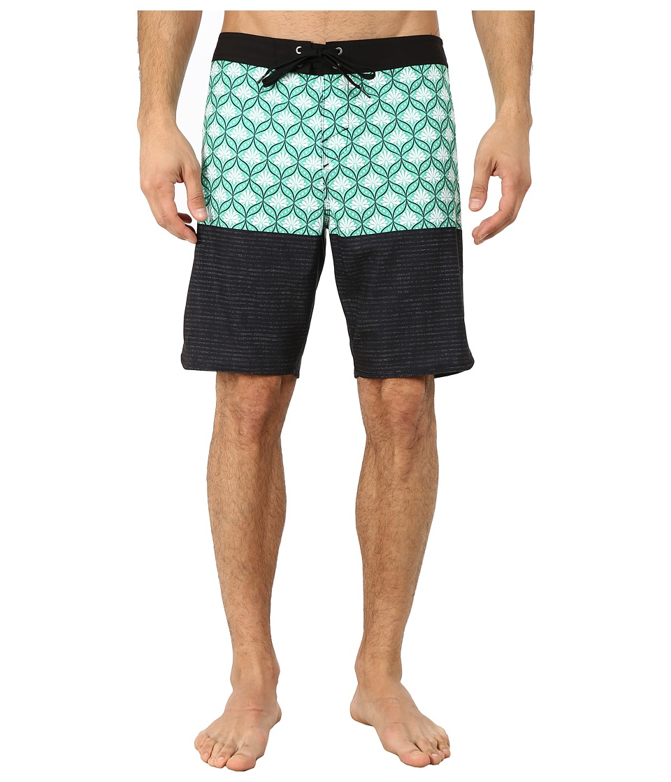 O'Neill - Captivate Boardshorts (Jade) Men's Swimwear