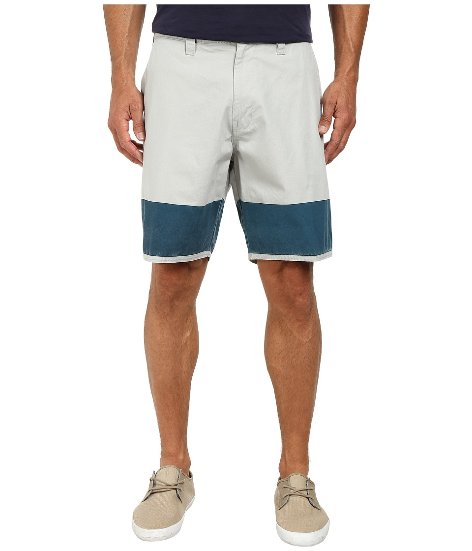 O'Neill - Brooklyn Originals Shorts (Grey) Men's Shorts
