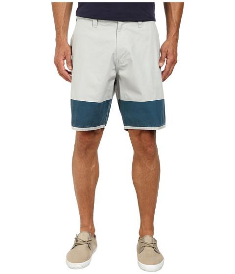 O'Neill - Brooklyn Originals Shorts (Grey) Men's Shorts