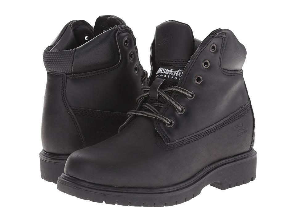 Deer Stags Kids - Mack2 (Toddler/Little Kid/Big Kid) (Black) Boys Shoes