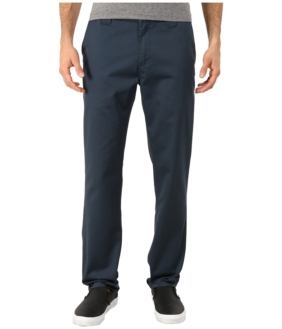 O'Neill - Contact Straight Pants (Navy) Men's Casual Pants