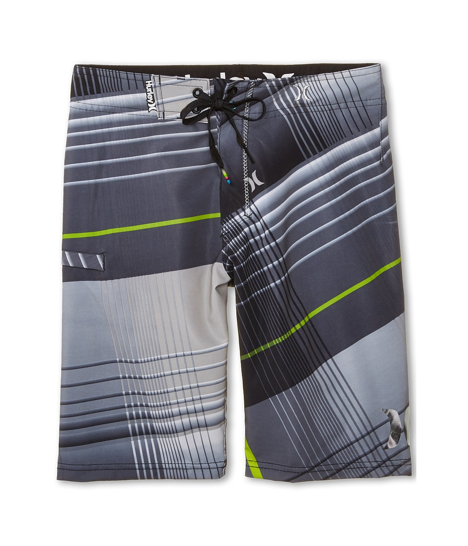 Hurley Kids - P60 Straps Boardshorts (Big Kids) (True Navy) Boy's Swimwear
