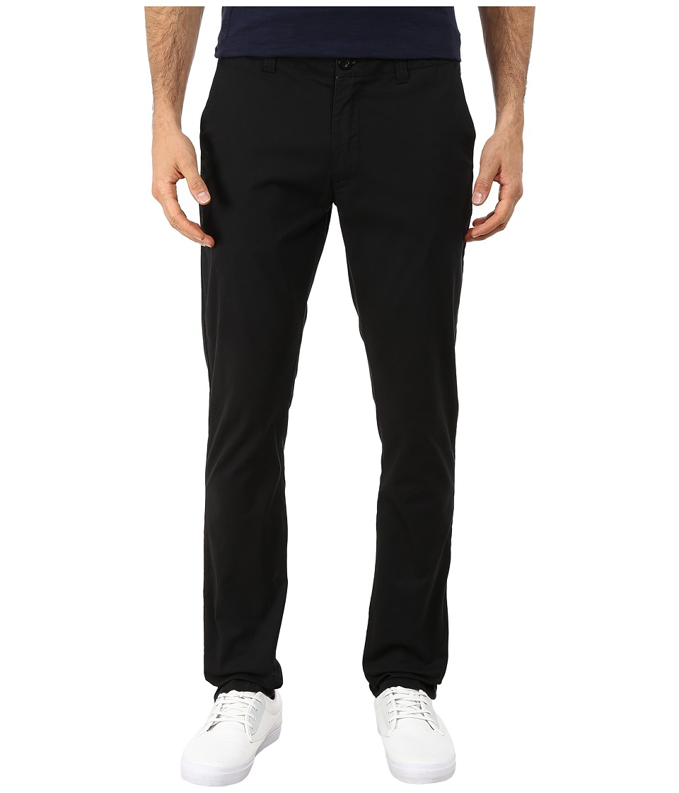 O'Neill - Originals Slim Pants (Black) Men's Casual Pants