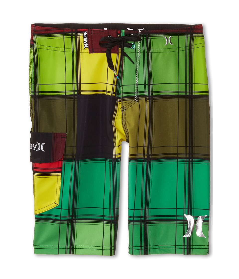 Hurley Kids - P60 Puerto Rico Boardshorts (Big Kids) (Multi) Boy