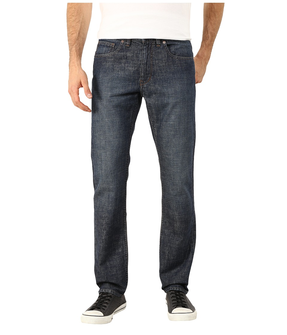 O'Neill - The Straight Jeans (Medium Stone Wash) Men's Jeans