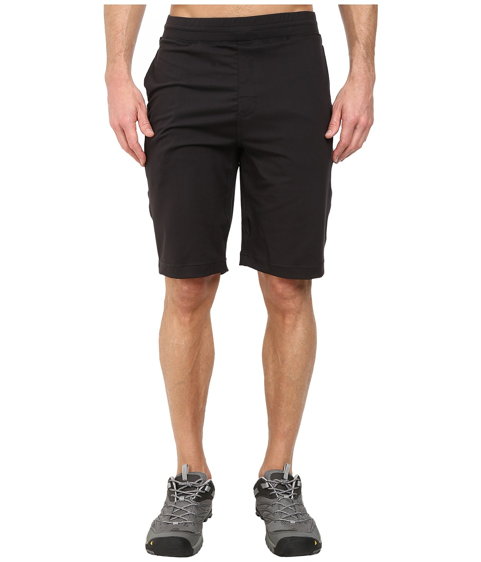 Soybu - Focus Shorts (Black) Men's Shorts