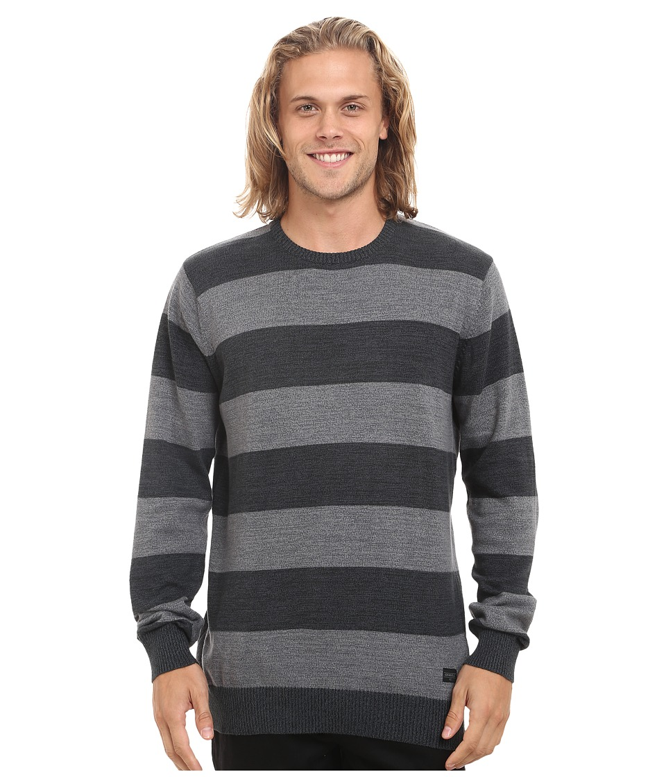 O'Neill - Unplugged Sweater (Black) Men's Sweater
