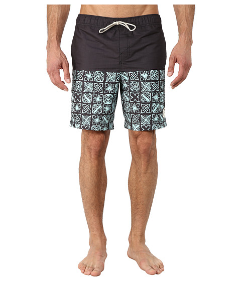 O'Neill - Beta Elastic Boardshorts (Black) Men's Swimwear