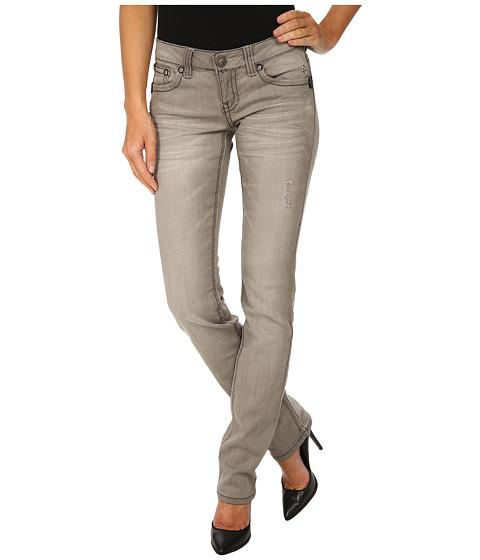 Antique Rivet - Ava Junior Jeans in Xray/Grey Stonewash (Xray/Grey Stonewash) Women