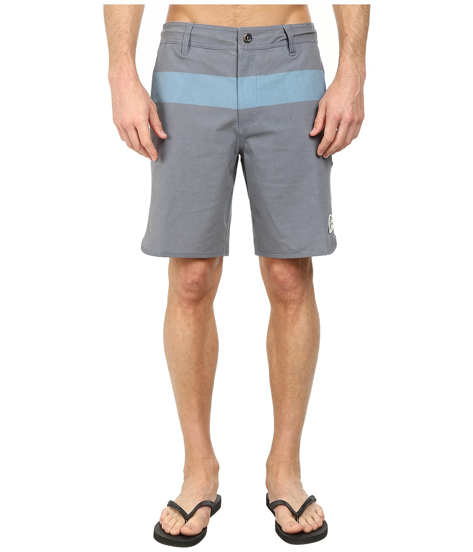 O'Neill - Bloke Hybrid Boardshorts (Midnight) Men's Swimwear