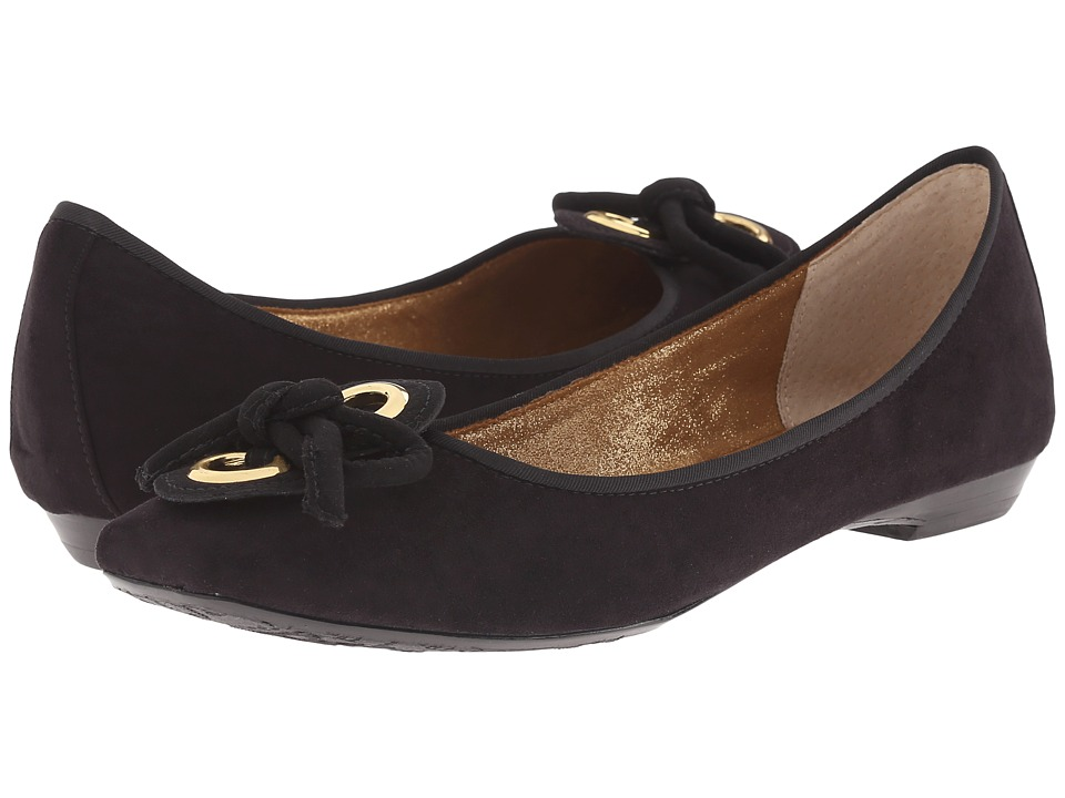 J. Renee Edie (Black Suede) Women