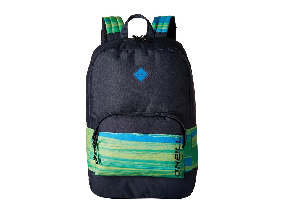 O'Neill - Short Stack Bag (Lime) Backpack Bags