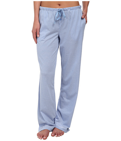 Jane & Bleecker - Jersey Pants 358951 (Cyndi Stripe Provence) Women