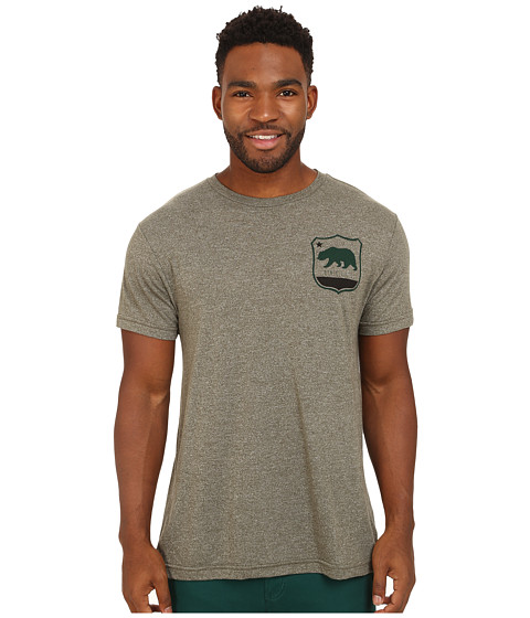 O'Neill - Insignia Short Sleeve Screen Tee (Rifle Green) Men's T Shirt