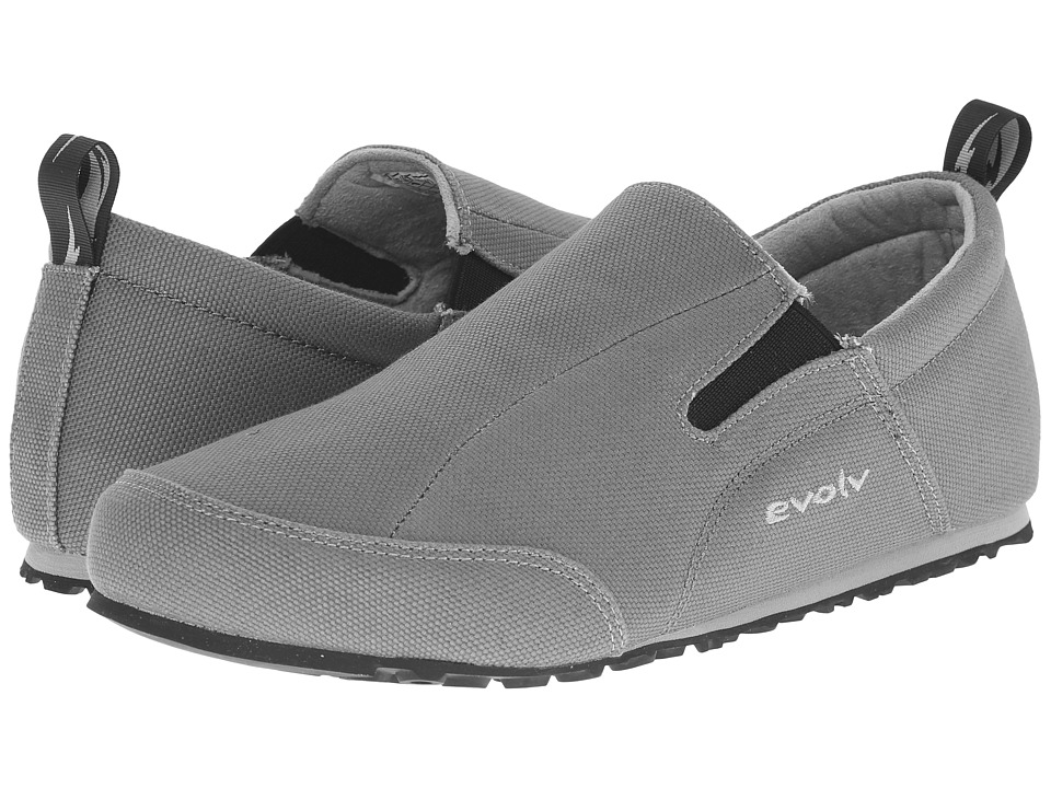 EVOLV - Cruzer Slip-On (Slate) Climbing Shoes