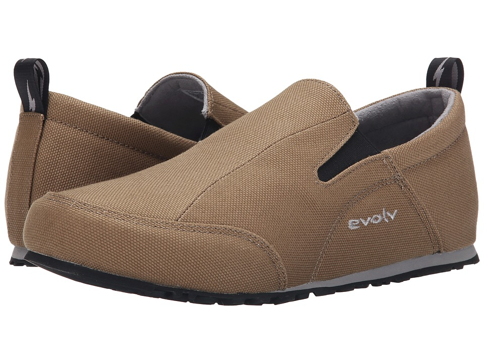 EVOLV - Cruzer Slip-On (Mocha) Climbing Shoes