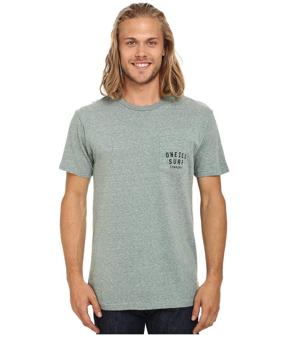 O'Neill - Timber Short Sleeve Screen Tee (Fatigue) Men's T Shirt