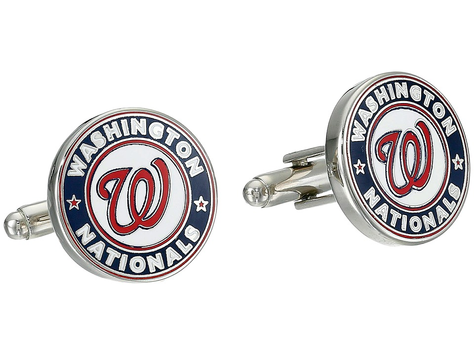 Cufflinks Inc. - Washington Nationals Cufflinks (Blue) Cuff Links