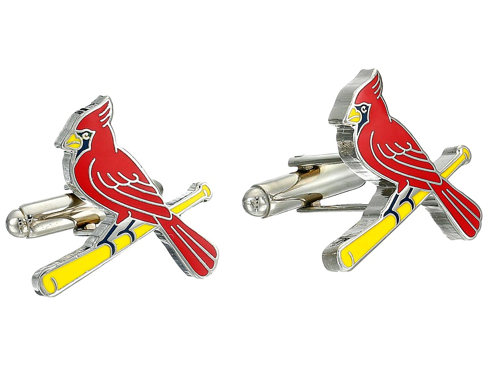 Cufflinks Inc. - St. Louis Cardinals Cufflinks (Red) Cuff Links